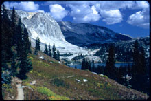 Medicine Bow Mountains